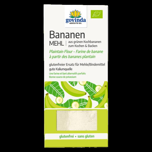 Govinda Bio Bananenmehl