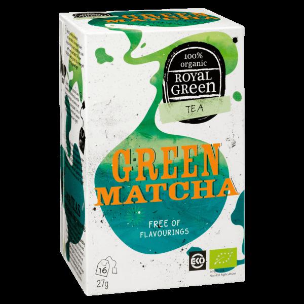 Royal Green Bio Green Matcha Tee