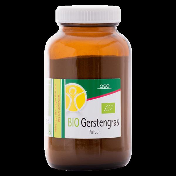 GSE Bio Gerstengras Pulver