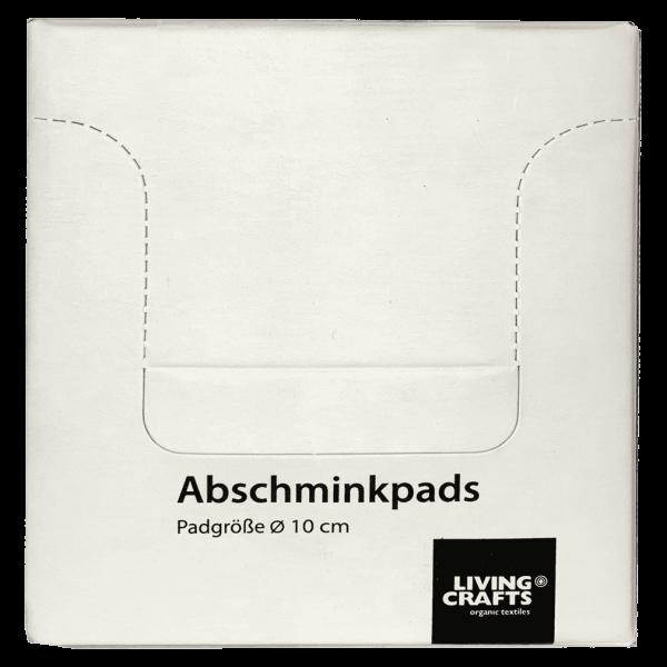 Living Crafts Abschminkpads, 7 St Packung