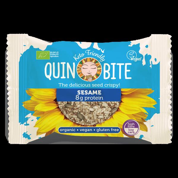 Quin Bite Bio Sesam Crispy