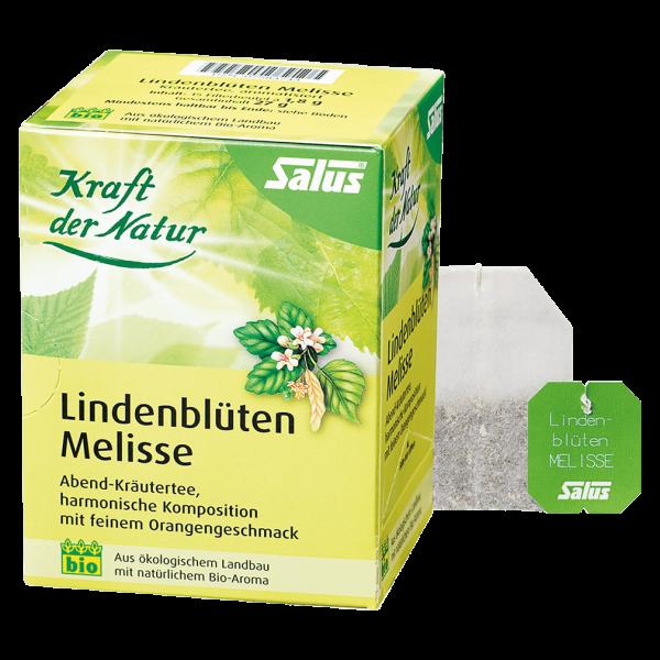 Salus Bio Lindenblüten Melisse Tee