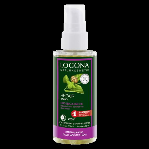 Logona Bio Repair Haaröl Inca Inchi