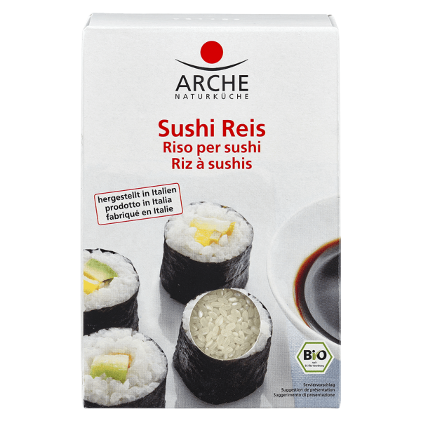 Arche Naturküche Bio Sushi Reis