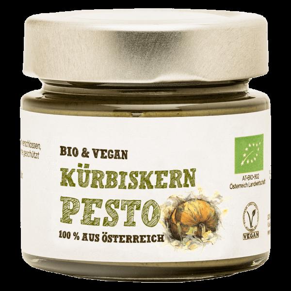 Schalk Mühle Bio Kürbiskern Pesto