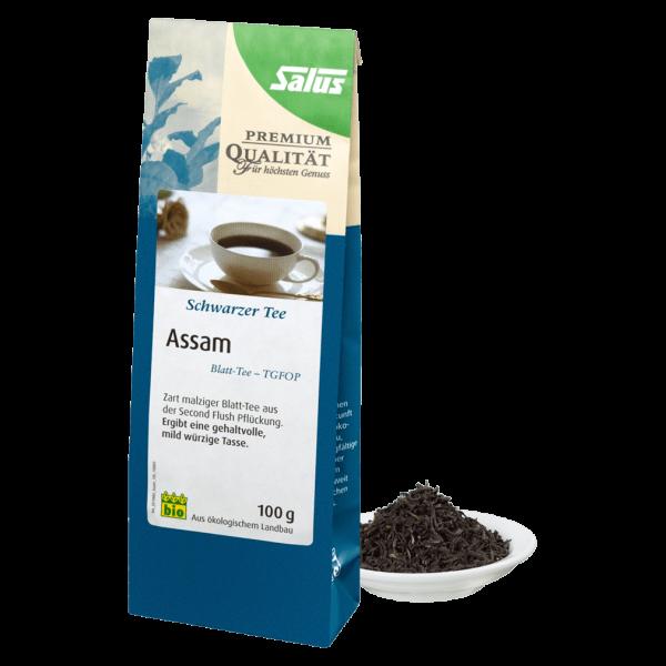Salus Bio Assam Tee