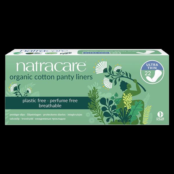 Natracare Slipeinlagen Ultra Dünn, 22 St Packung