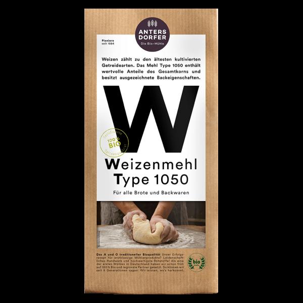 Antersdorfer Bio Weizenmehl Type 1050
