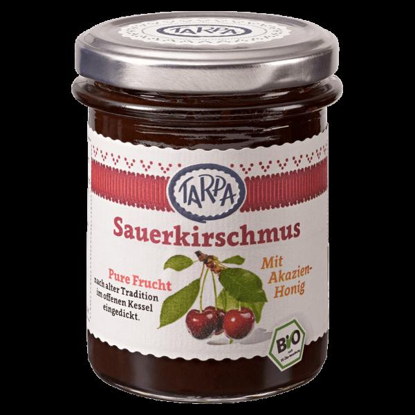 TARPA Bio Sauerkirschmus 90% Frucht