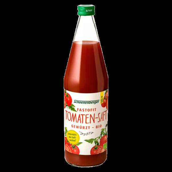 Schoenenberger FasToFit Bio Tomatensaft