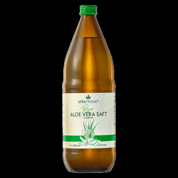 vitatrend Bio Aloe Vera Saft