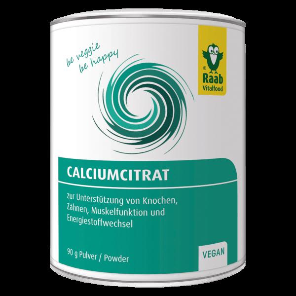 Raab Vitalfood Calciumcitrat Pulver