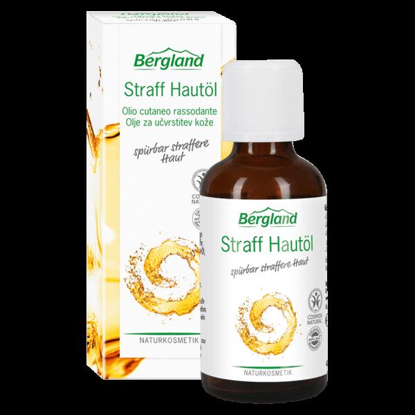 Bergland Straff Haut-Öl, 50ml
