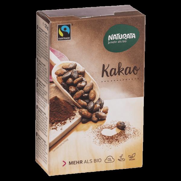 Naturata Bio Kakaopulver schwach entölt