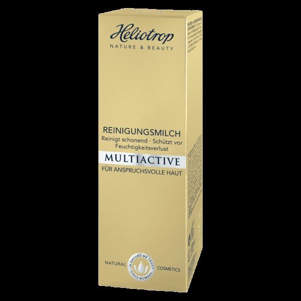 Heliotrop Multiactive Reinigungsmilch