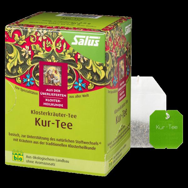 Salus Bio Klosterkräuter Kur-Tee