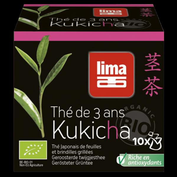Lima Bio Kukicha Grüntee