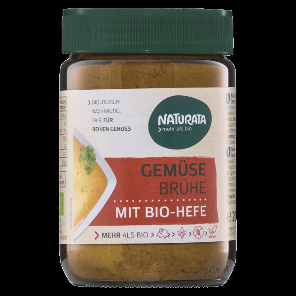 Naturata Bio Gemüsebrühe mit Bio-Hefe