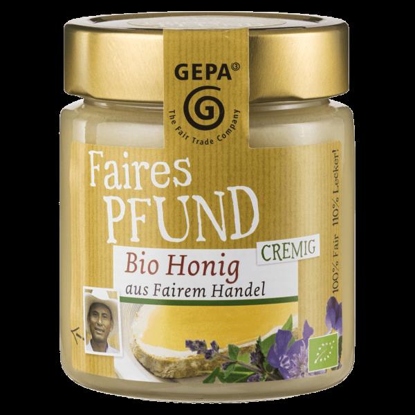 GEPA Faires Pfund Bio Honig