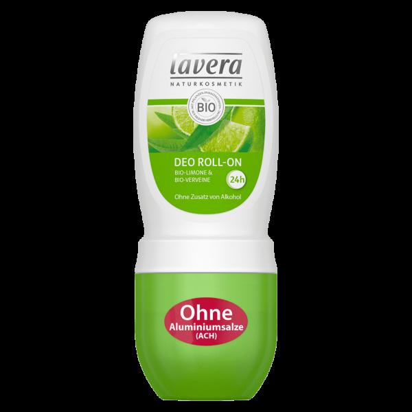 Lavera Deo Roll-on Bio Limone & Verveine