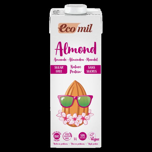 EcoMil Bio Mandel Drink Protein