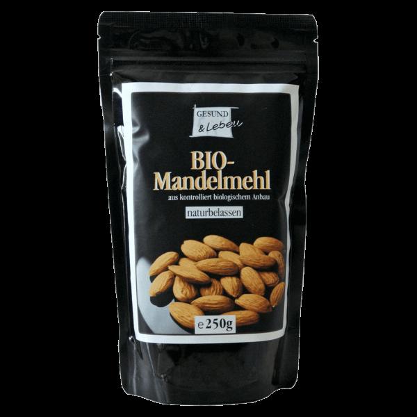 Gesund & Leben Bio Mandelmehl