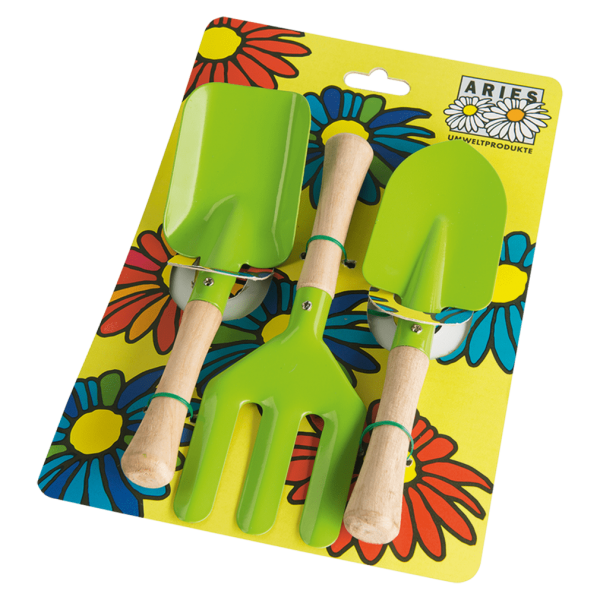 Aries Garten Werkzeugset für Kinder