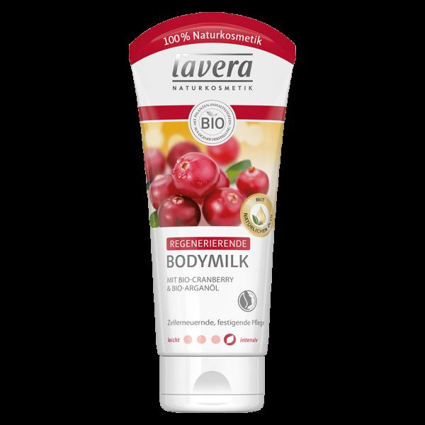 Lavera Regenerierende Bodymilk Cranberry & Arganöl
