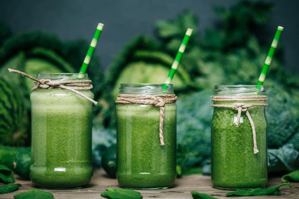 Gerstengras green superfood Smoothie