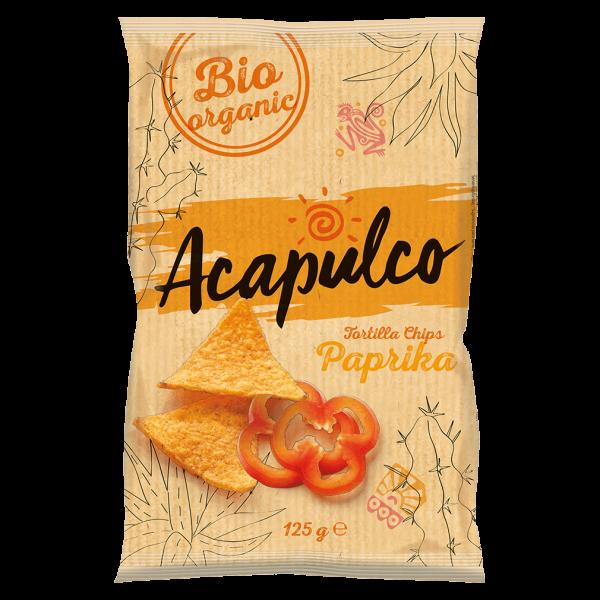 Acapulco Bio Tortilla Chips Paprika