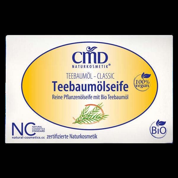 CMD Naturkosmetik Teebaumölseife, 100g