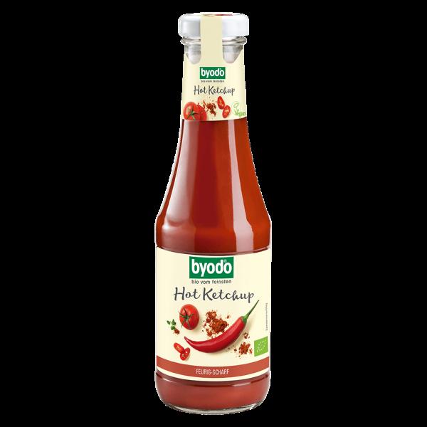 byodo Bio Hot Ketchup
