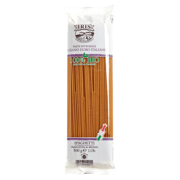 IRIS Bio Spaghetti Vollkorn