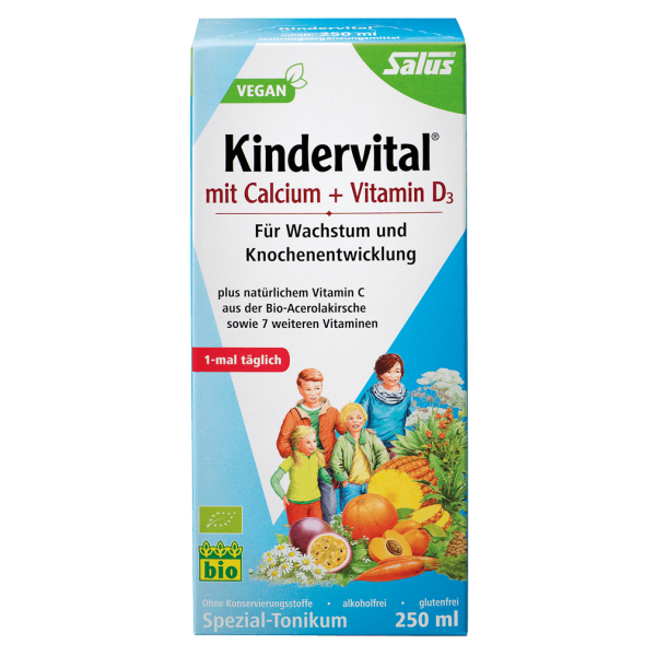 Bio Kindervital®, Spezial-Tonikum