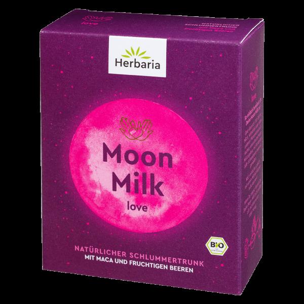 Herbaria Bio Moon Milk Love