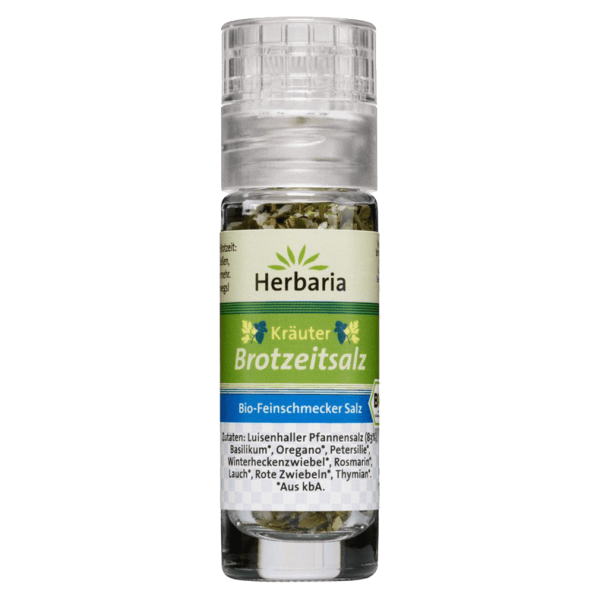 Herbaria Bio Kräuter Brotzeitsalz