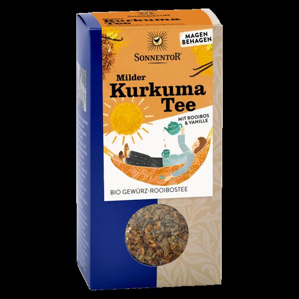 Sonnentor Bio Milder Kurkuma Tee lose, 120 g