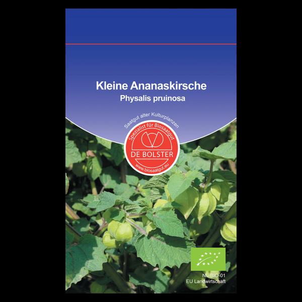 DE Bolster Bio Kleine Ananaskirsche, 25 Korn