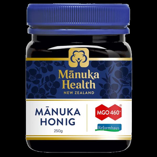Manuka Health Manuka Honig MGO 400+, 250g