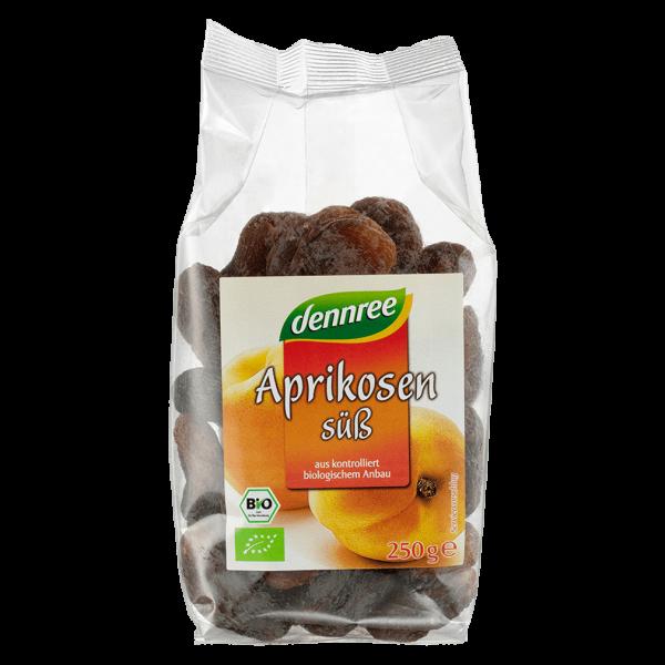 dennree Bio Aprikosen süß