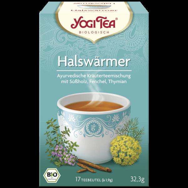 Bio Halswärmer Tee