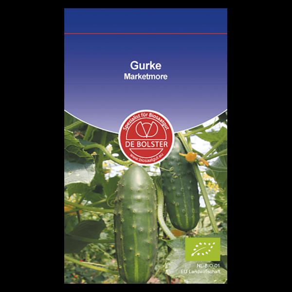 DE Bolster Bio Salatgurke Marketmore