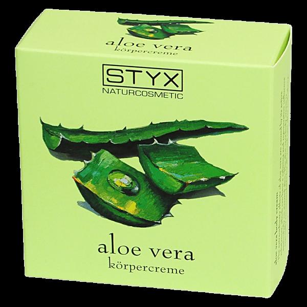 Styx Aloe Vera Körpercreme