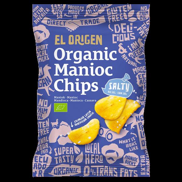 el Origen Bio Maniuk Chips