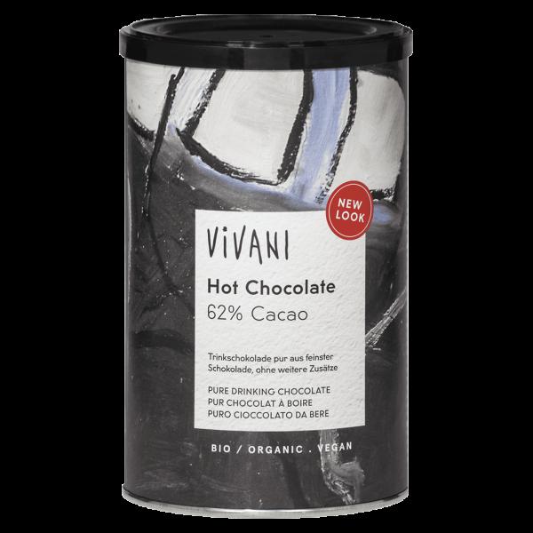 Vivani Bio Hot Chocolate 62%