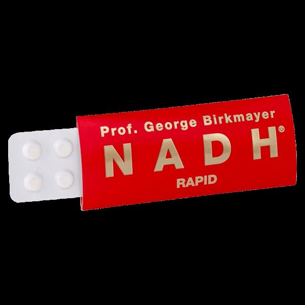 Prof. George Birkmayer NADH Rapid
