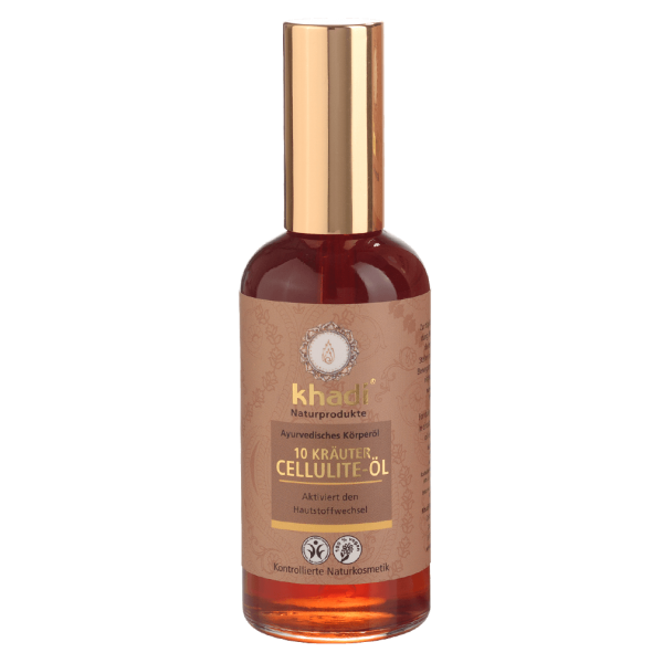 Khadi 10 Kräuter Cellulite-Öl