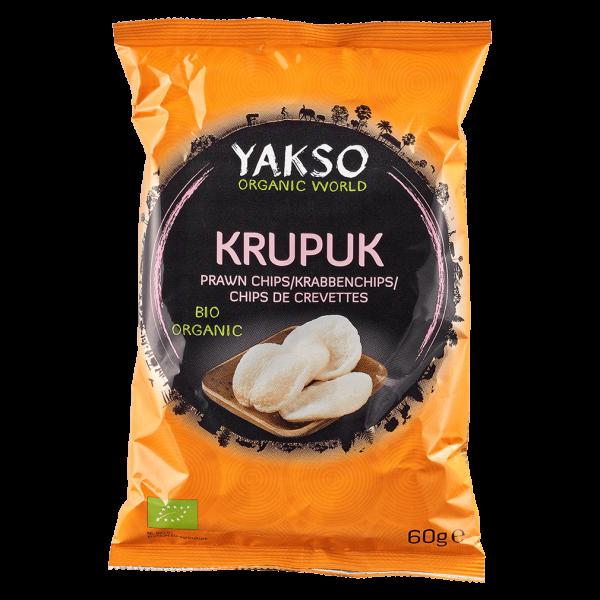 Yakso Bio Krupuk Krabbenchips
