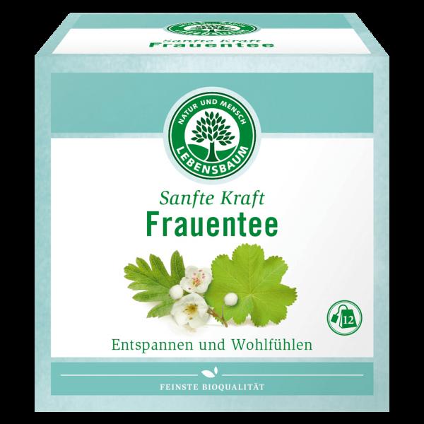 Lebensbaum Bio Sanfte Kraft Frauentee