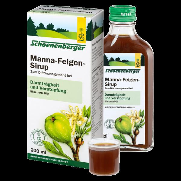 Schoenenberger Manna Feigen Sirup